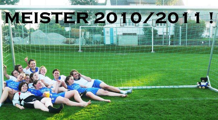 SV Nußbach Frauen Meister2011